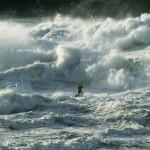 Kitesurfer-Alone-Storm