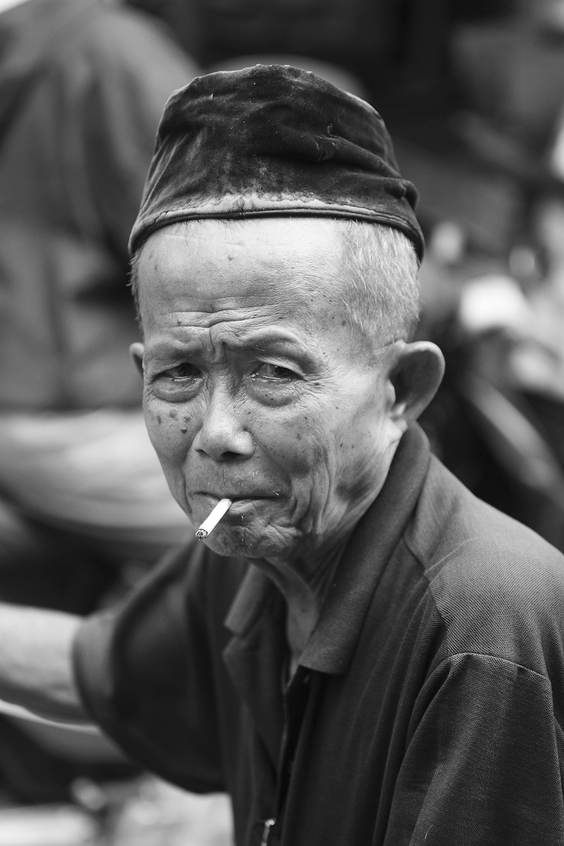 Man-Smoking-Portrait